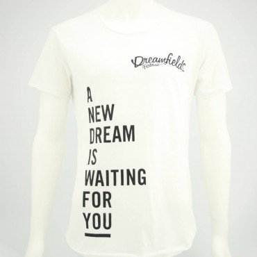 Dreamfields - A new dream is waiting for you t-shirt