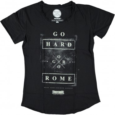 Emporium go hard or go rome t-shirt
