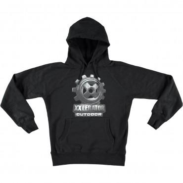 Xxlerator hoodie front