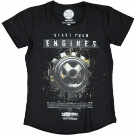 XXlerator - Start your engines t-shirt