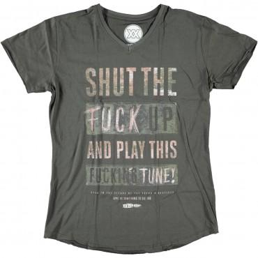 Xxlerator shut the fuck up t-shirt