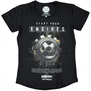 Xxlerator start your engines t-shirt