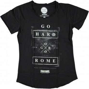 Emporium go hard or go rome t-shirt