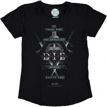 Emporium those who are about to t-shirt