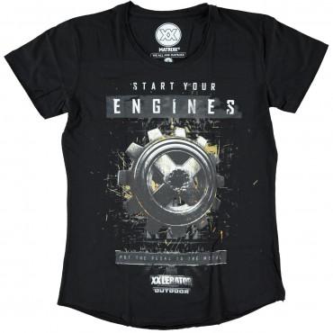 Xxlerator start your engines t-shirt